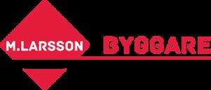 M. Larsson Byggare i Huddinge AB Stockholm 556623-5866